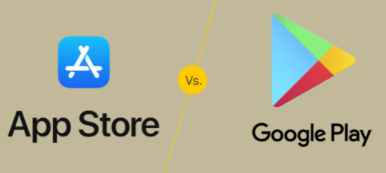 Apple App Store vs Google Play Store
