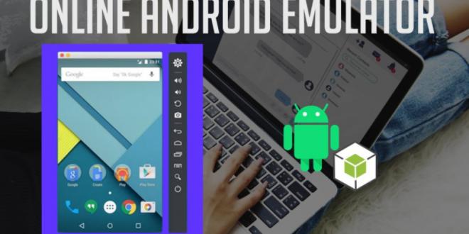 Emulator Android Online