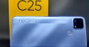 Review Hp Realme C25