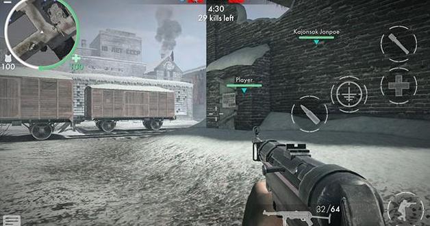 Game Perang Dunia 2