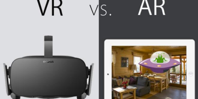 AR Vs VR: Perbedaan Antara Augmented Reality, Virtual Reality