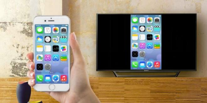 Cara Menghubungkan Iphone Ke TV