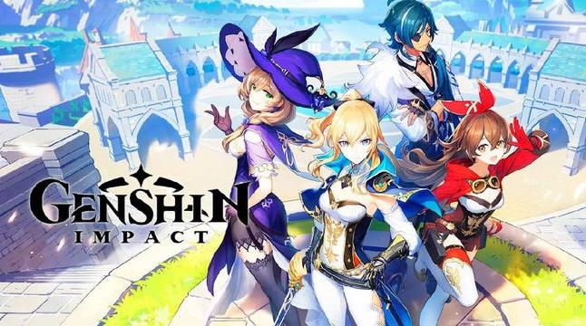 Game Nomor 1 Didunia : Genshin Impact
