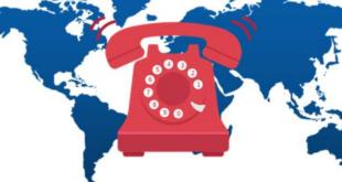 Kode Telepon Negara
