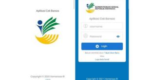 Aplikasi Cek Bansos