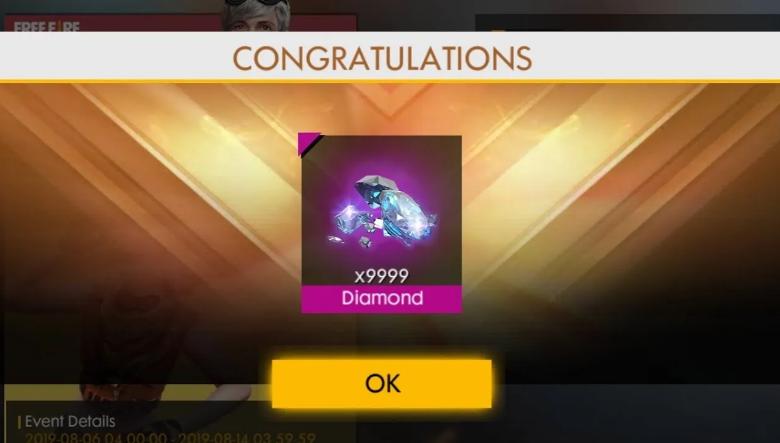 Cara Hack Diamond FF