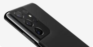 Desain dan Layar Samsung Galaxy S21 Ultra