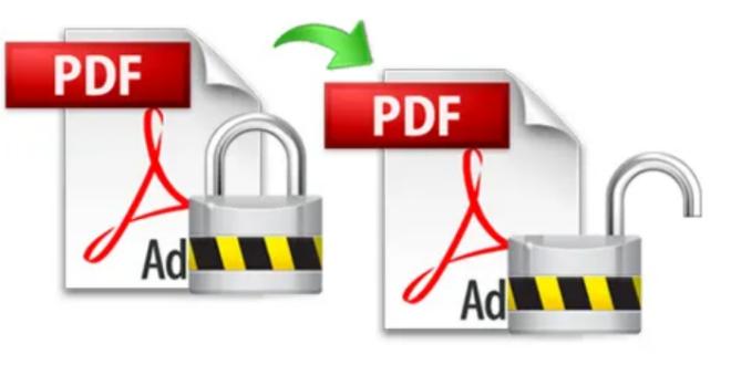 Hapus Password PDF