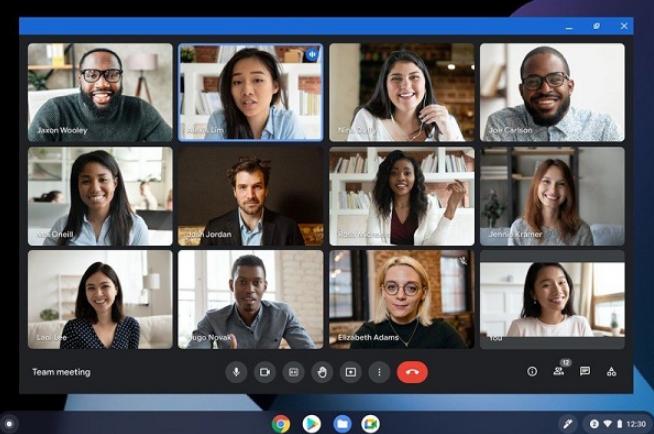 Online Meeting dengan Google Meet