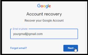 cara hack gmail