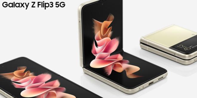 Samsung Galaxy Z Flip 3 : HP Paling Cantik Dari Samsung