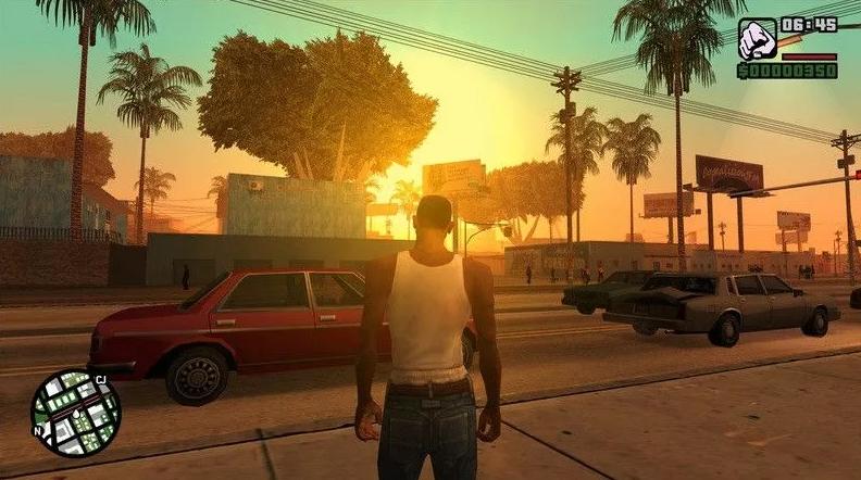 Ucok GTA San Andreas