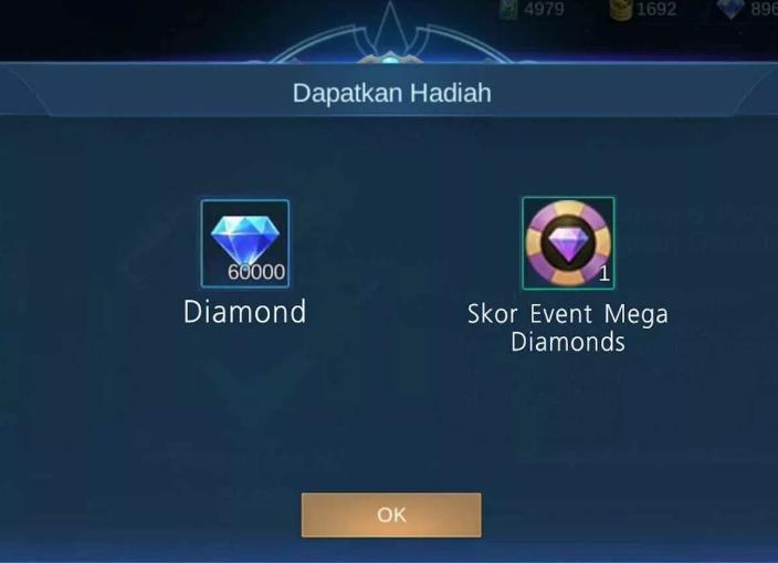Mobile Legend Diamond