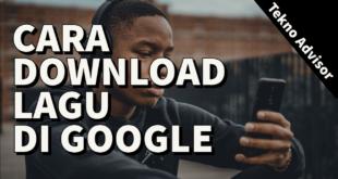 cara download lagu di google
