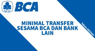minimal transfer bca