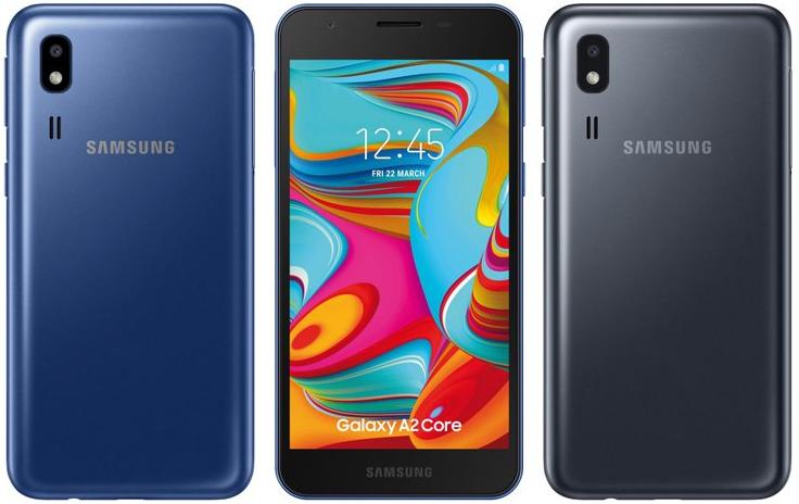 Layar / Display Samsung Galaxy A2 Core