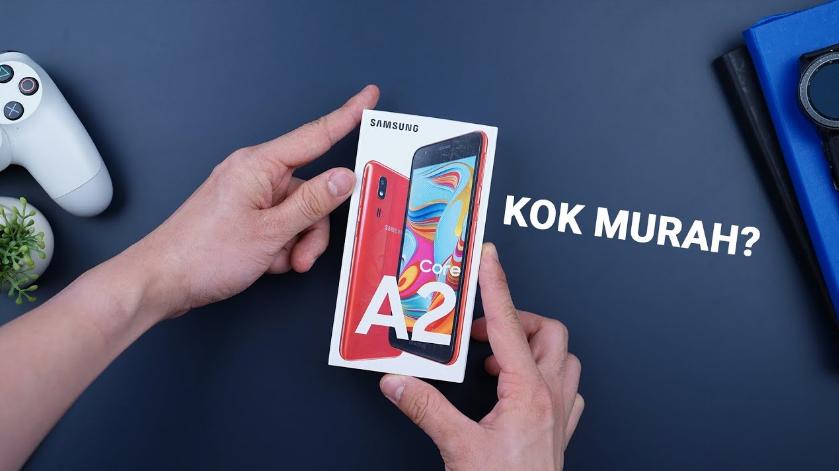 Harga Samsung A2 Core